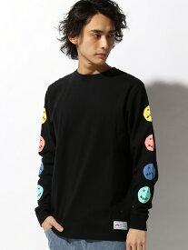 【SALE/30%OFF】RUSTY RUSTY/(M)メンズ L/S.Tシャツ オーピー/ラスティー/オニール カットソー Tシャツ ブラック ホワイト