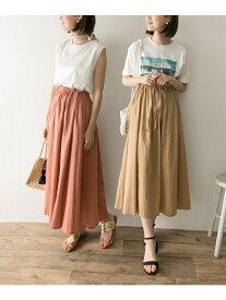 【SALE/40%OFF】リバーシブル2WAYギャザースカート アーバンリサーチ スカート【RBA_S】【RBA_E】【送料無料】