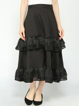 HC Window Net Double Skirt