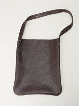 THE CASE/(U)LEATHER ONE SHOULDER