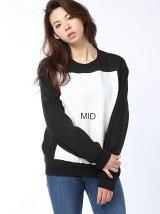 """【W】GD クルースウェット""""MID"""""""