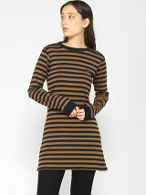BASIC STRIPED LST DR