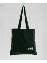 MHL. LIGHT COTTON DRILL BAG