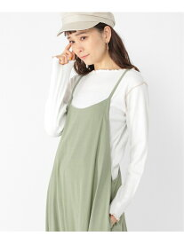 【SALE/28%OFF】studio CLIP 配色メロープルオーバー スタディオクリップ カットソー Tシャツ ホワイト カーキ ブルー ブラック