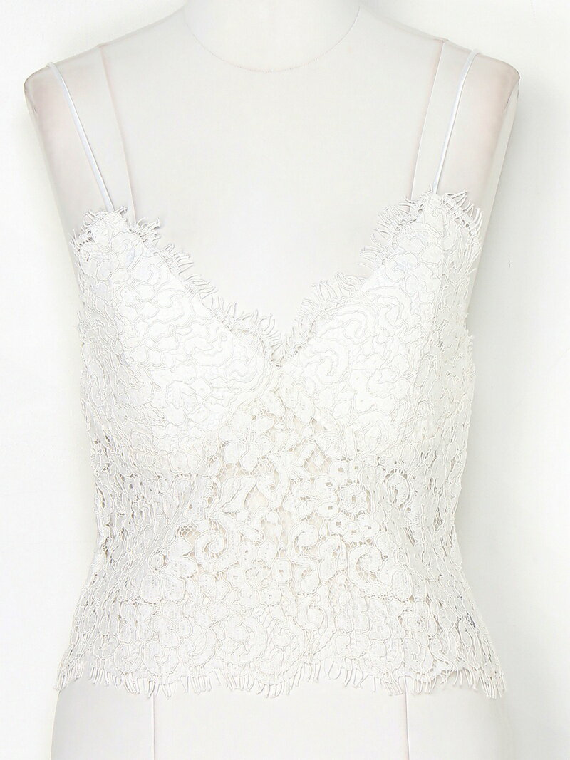 【SALE/30%OFF】TODAYFUL Lace Bustier トゥデイフル カットソー【RBA_S】【RBA_E】【送料無料】