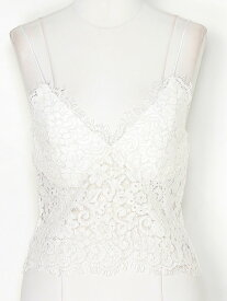 【SALE/45%OFF】TODAYFUL Lace Bustier トゥデイフル カットソー キャミソール ホワイト ブラック イエロー【送料無料】