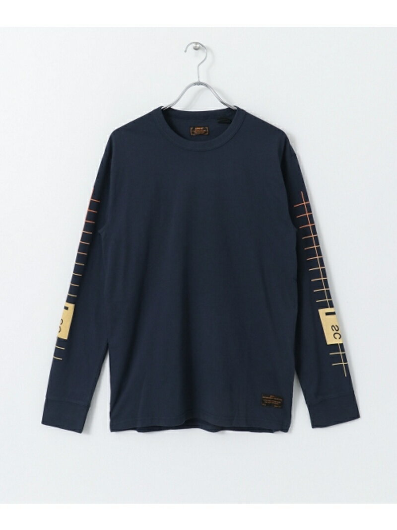 Sonny Label Levi's SKATE GRAPHIC LONG-SLEEVE T-SHIRTS サニーレーベル カットソー【送料無料】