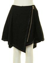 Ice Tweed Skirt