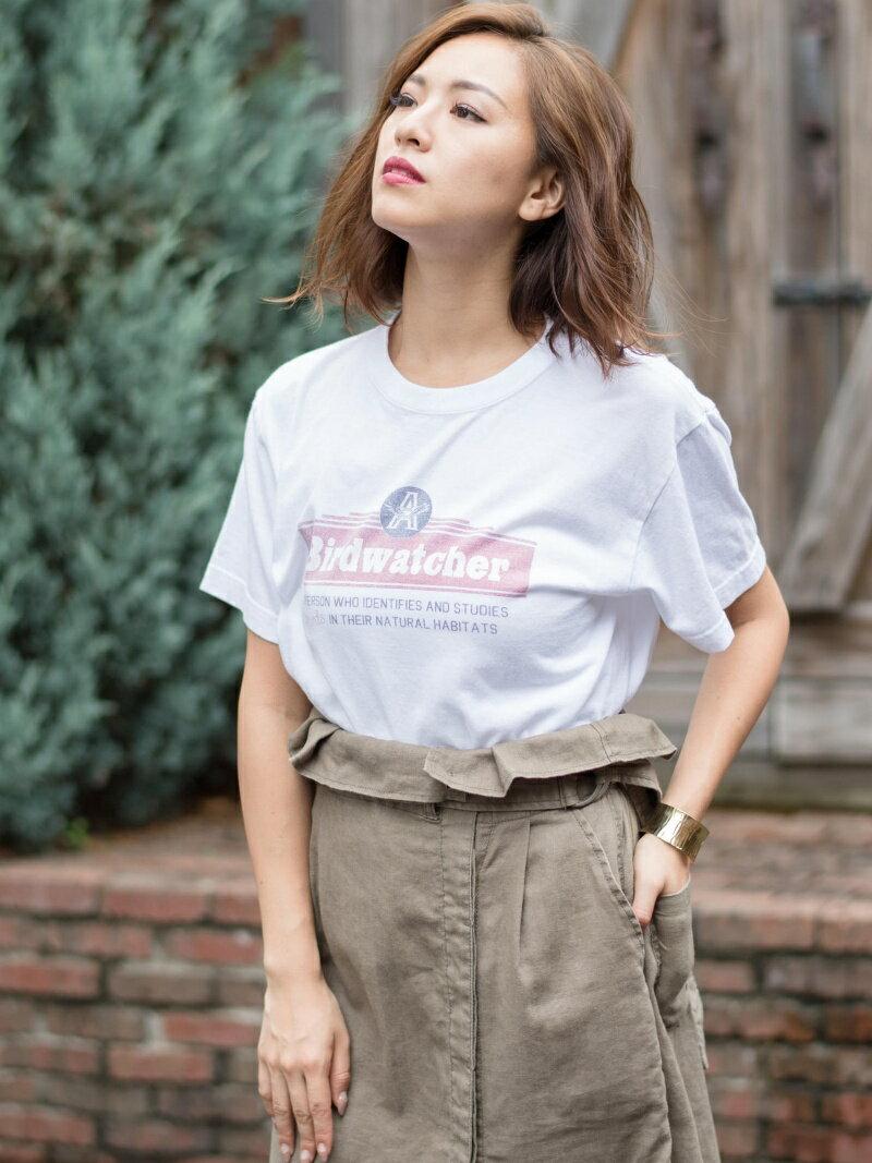 【SALE/50%OFF】goa Birdwatcher BIG Tシャツ    カットソー【RBA_S】【RBA_E】