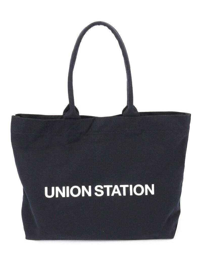 UNION STATION ロゴトート メンズ ビギ