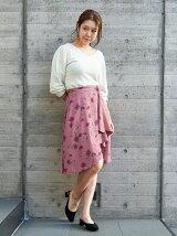 Oカトレアフラワースカート