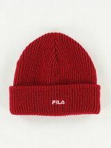 FILAショートニット帽
