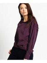 変形カラーブロードシャツ