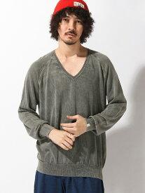 【SALE/50%OFF】nudie jeans SWEATERHOUSE/(M)Vネックニット ヌーディージーンズ / フランクリンアンドマーシャル ニット【RBA_S】【RBA_E】【送料無料】