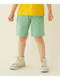 THE SHOP TK 【100-150cm】カラーショートパンツ/新色追加 ザ ショップ ティーケー パンツ/ジーンズ パンツその他 グリーン ブラック イエロー ベージュ レッド ブルー ネイビー カーキ