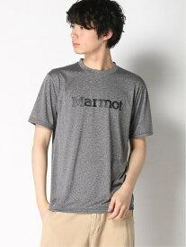 【SALE/30%OFF】Marmot (M)LOGO H/S CREW マーモット カットソー Tシャツ グレー レッド ネイビー