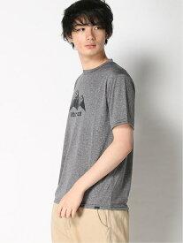 【SALE/30%OFF】Marmot (M)MARMOT HILL H/S CREW マーモット カットソー Tシャツ グレー ネイビー