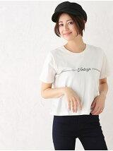 vintageロゴTシャツ