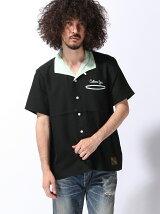COLLARS/(M)テンセル40sクロス イタリアンカラーシャツ