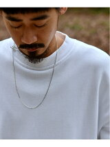 XOLO ショロ / ANCHOR LINK SILVER NECKLACE 60cm