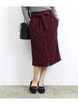 【HAPPY PRICE】ベロアタッチアイラインスカート