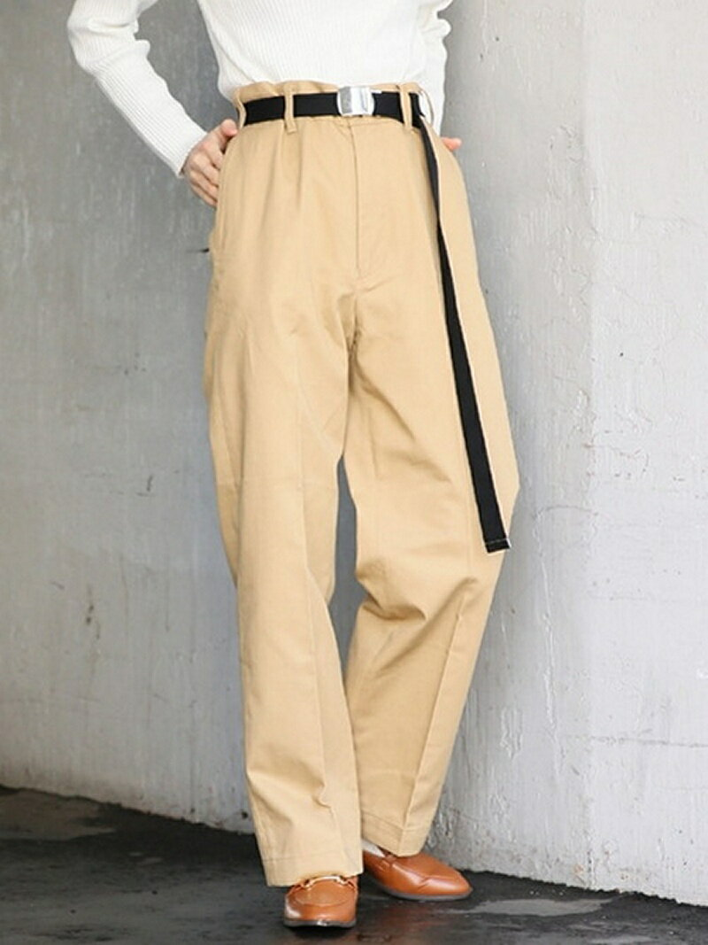 【SALE/40%OFF】LOWRYS FARM HIGHRISECHINO ローリーズファーム パンツ/ジーンズ【RBA_S】【RBA_E】