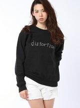 "【W】GD クルースウェット""distortion"""