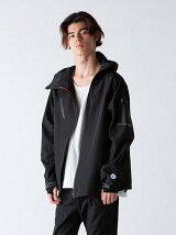 3Layer Slant-Zip Jacket