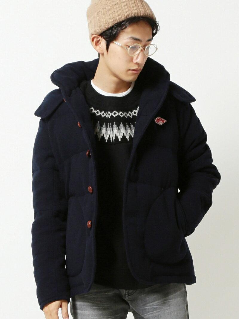 BEAMS MEN DANTON × BEAMS / 別注 ダウンジャケット ビームス メン【送料無料】