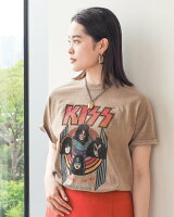 GOOD ROCK SPEED / Kiss Rock Tシャツ