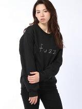 """【W】GD クルースウェット""""fuzz"""""""