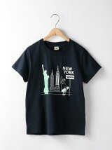 PARKIES TRAVEL TEE ( tシャツ )
