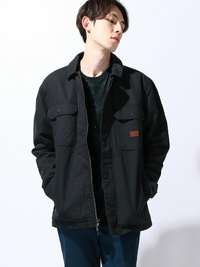 【SALE/20%OFF】Billabong MENS 裏キルティングデザインジャケット ビラボン コート/ジャケット【RBA_S】【RBA_E】【送料無料】