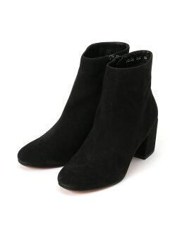 布里奇特 · 伯金优雅皮革麂皮绒短靴子布里奇特 · 伯金