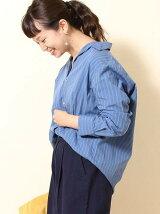 【大人気・新色追加】2WAYカシュクールシャツ