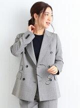 【VERY10月号掲載】ビーミング by ビームス / チェックジャケット