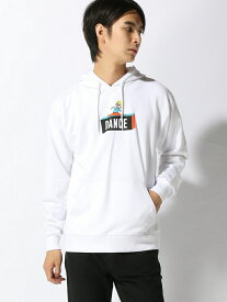【SALE/10%OFF】BROWNY/(M)DANCEボックスプリントプルパーカー ウィゴー カットソー【RBA_S】【RBA_E】