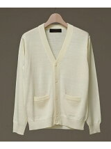 WOOL GARMENT CARDIGAN