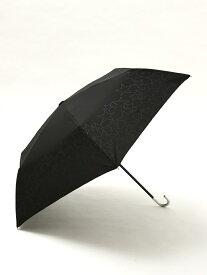 Afternoon Tea スターステッチ折りたたみ傘 雨傘 アフタヌーンティー・リビング ファッショングッズ 日傘/折りたたみ傘 ブラック ホワイト ネイビー