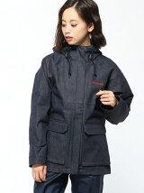 (W)ハーフバレイウィメンズパターンドジャケット