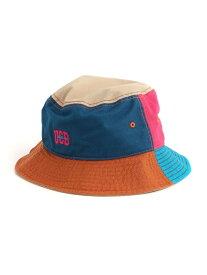 【SALE/50%OFF】BENETTON (UNITED COLORS OF BENETTON) (W)ベネトンロゴハット・帽子 ベネトン(ユナイテッド カラーズ オブ ベネトン) 帽子/ヘア小物 ハット ブラック ベージュ