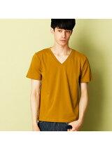 トルファンコットンを使用したスムースTシャツ