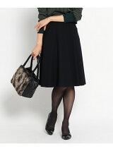 タックフレアAラインスカート
