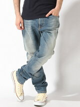 nudie jeans/(M)Lean Dean_スリムジーンズ