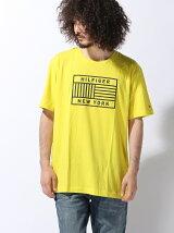(M)ロゴプリントTシャツ