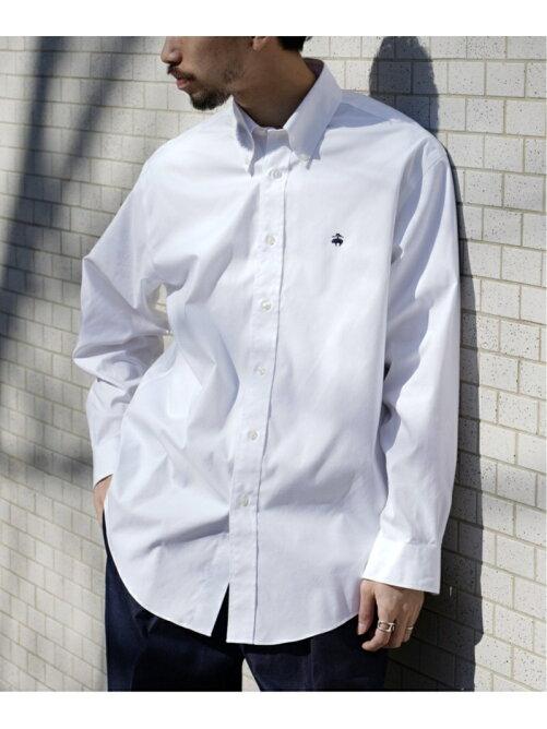 【BROOKS BROTHERS / ブルックスブラザーズ】 別注 STRECH PINOX ボタンダウンシャツ