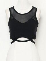 (W)OPTICS BRA(BLACK)