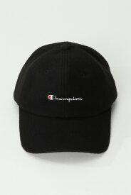 ikka Championチャンピオンフリースキャップ イッカ 帽子/ヘア小物 帽子その他 ブラック レッド ネイビー ベージュ