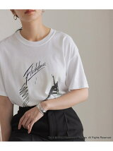 Flash dance Tシャツ