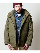 【 KAWADA FEATHER 】×MR.OLIVE COLLABO / 2WAY M-65 DOWN JACKET